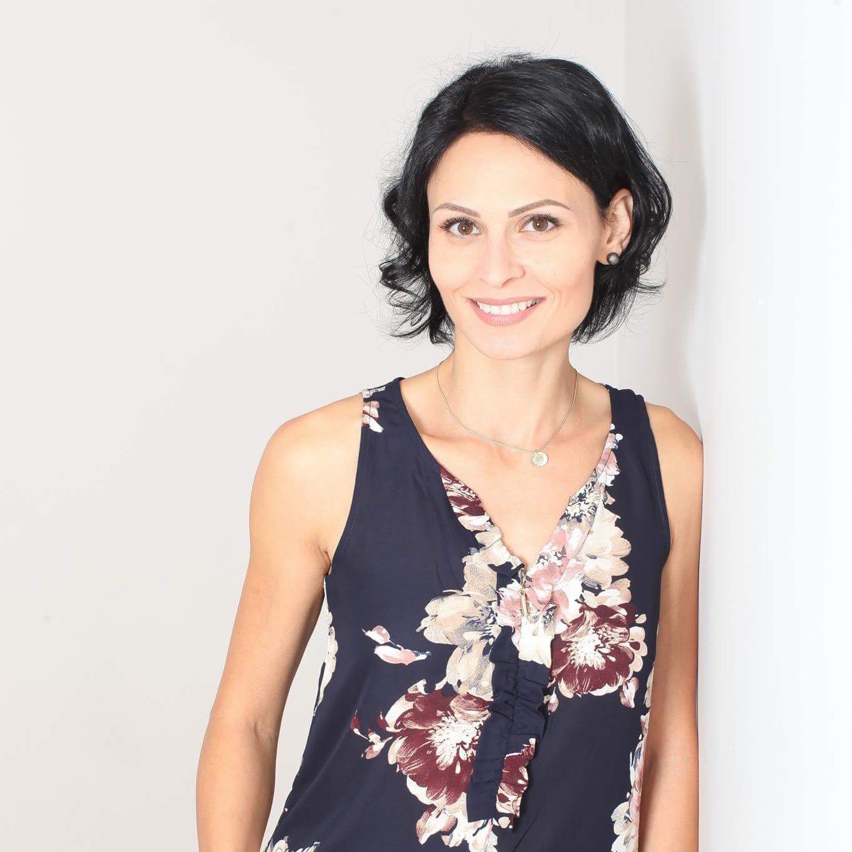 Cosette Gergès, Dt.P. Nutritionniste en pédiatrie