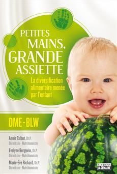 Petites mains, grande assiette : Le livre
