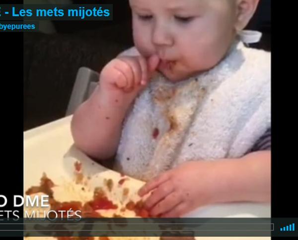 Vidéo DME – Les mets mijotés