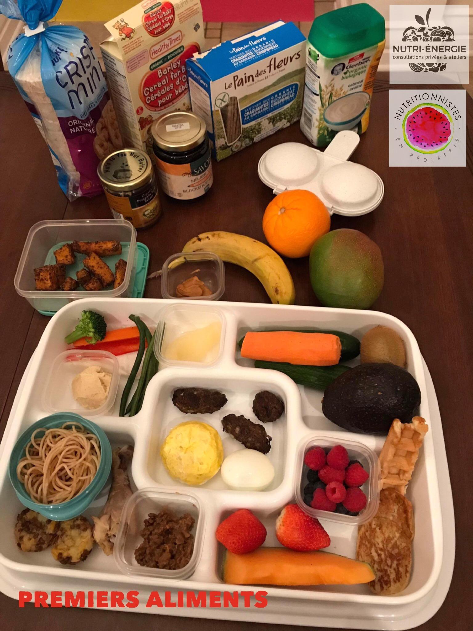 Premiers aliments DME