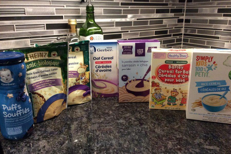 Céréales pour bébé: lesquelles choisir?